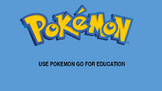 A Pokemon Go Research Paper