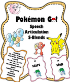 Pokemon Go Speech Articulation S-Blends