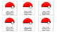 Pokemon Go Style Multiplication Brag Tags