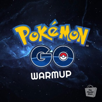 Pokemon Go Warmup | For Physical Education or Classroom