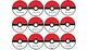 Pokemon Gotta Catch Them All Multiplication Games Set 2x to 12x