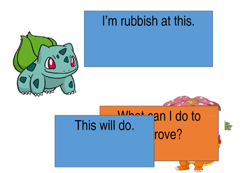 Pokemon Growth Mindset Display Pack