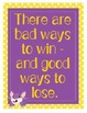 """POKEMON GO Growth Mindset Posters - 8.5""""x11"""", 18""""x24"""" - Ready for Printing"""