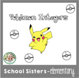 Integers - Pokemon