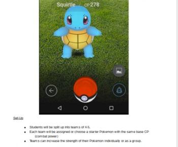 Pokemon Learn!