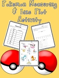 Pokemon Line Plot & Measuring Activity