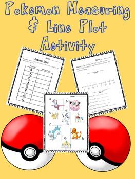 Pokemon Line Plot & Measuring Activity