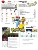 Pokemon Back to School Math Review!