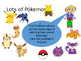 Pokemon Math PowerPoint Investigation