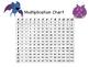 Pokemon Multiplication Charts