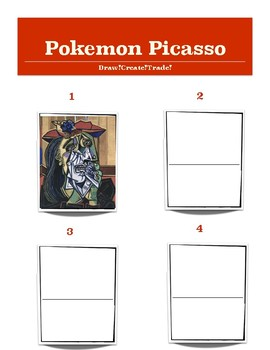Pokemon Picasso!