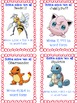Pokemon Place Value! Writing in WORD FORM Task Card Set of