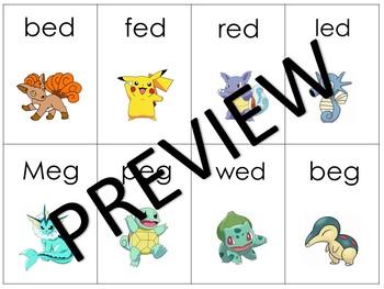 Pokemon Read It, Keep It! Short E