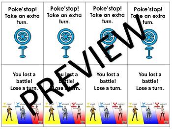Pokemon Read It, Keep It! Short I