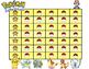 Pokemon Reward Chart (Ash Theme)
