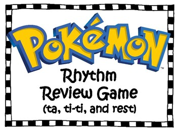 Pokemon Rhythm Review Interactive Game