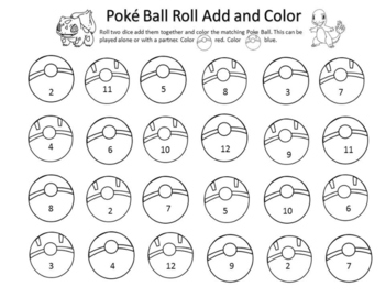 Pokemon Roll Add and Cover