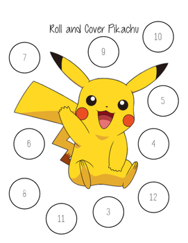 Pokemon Roll and Cover Addition