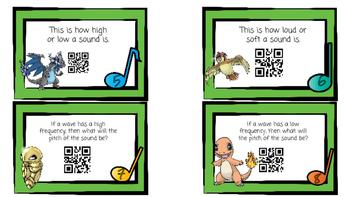 Pokemon Sound QR Code Review