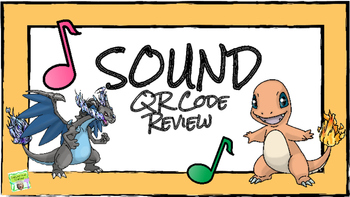 Pokemon Sound QR Code Review