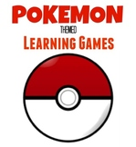Pokemon Themed Learning Games