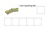 Pokemon Token Chart