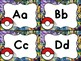 Pokemon Word Wall
