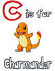 Pokemon from A-Z Picture Book