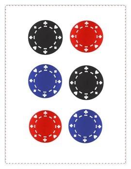 Poker Chip Management System