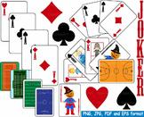 Poker Playing cards clip art casino games math Paper Heart