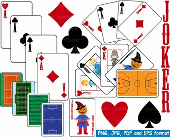 Poker Playing cards clip art casino games math Paper Heart