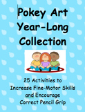 Pokey Art Year-Long Collection **VALUE BUNDLE**