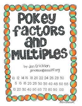 Pokey Factors and Multiples
