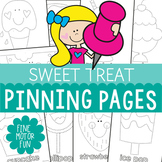 Pokey Pin Activities: Sweet Treat Theme