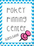 Pokey Pinning-Shapes Edition