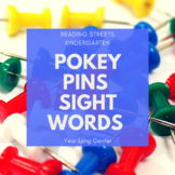 Pokey Pins Sight Words BUNDLE