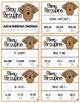Pokey Porcupine Poke Cards: Add & Subtract Decimals