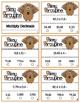 Pokey Porcupine Poke Cards: Multiply Decimals
