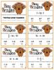 Pokey Porcupine Poke Cards: Two-Step Linear Equations