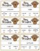 Pokey Porcupine Poke Cards: Whole Number Place Value