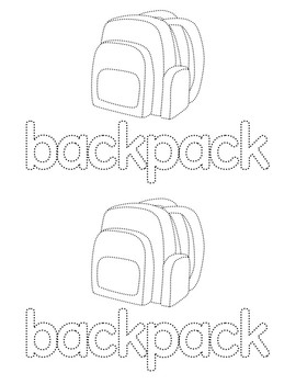 Pokey pins back to school