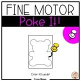 Fine Motor Skills - Poke It!