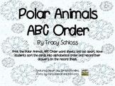 Polar Region, Polar Animals, ABC order