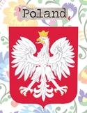 Poland Country Study Scrapbook