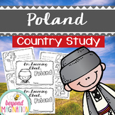 Poland Booklet Country Study Project Unit