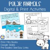 Polar Animals Mini Books
