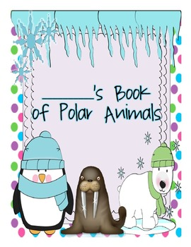 Polar Animal Book Cover