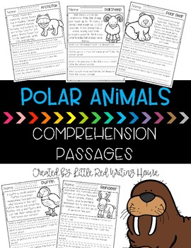 Polar Animal Comprehension Passages