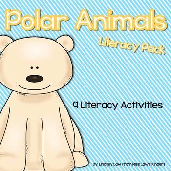 Polar Animals Literacy Pack