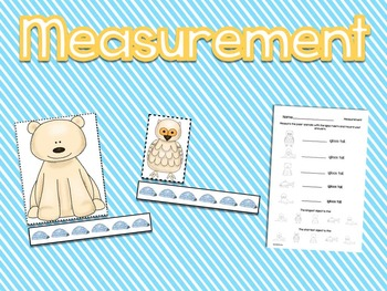 Polar Animals Math Pack